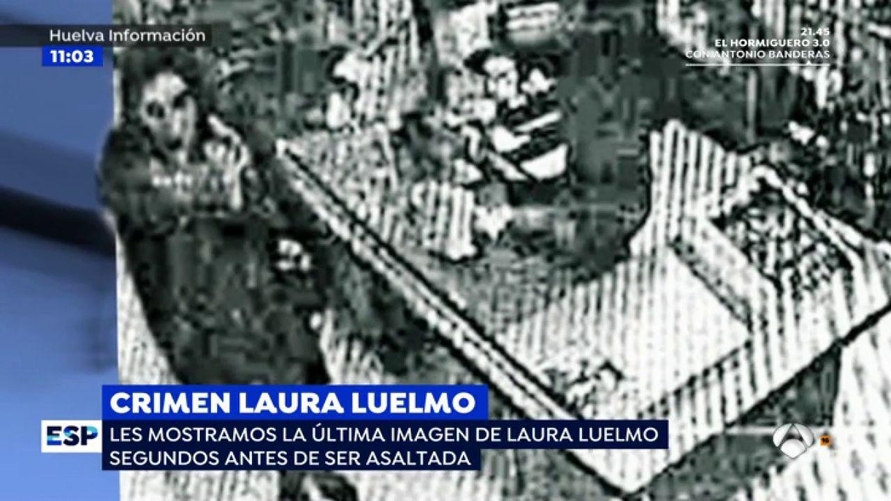 Esta es la ltima imagen de laura luelmo con vida minutos for Espejo publico hoy completo