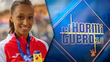 El jueves, la atleta Ana Peleteiro da el salto por primera vez a 'El Hormiguero 3.0'