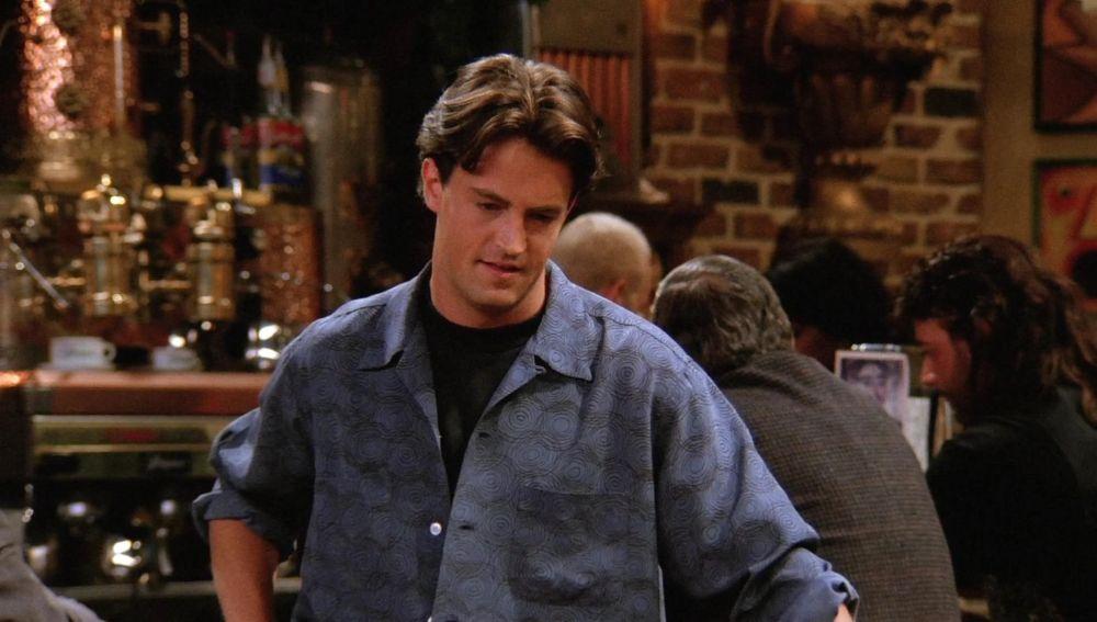 Matthew Perry en 'Friends'