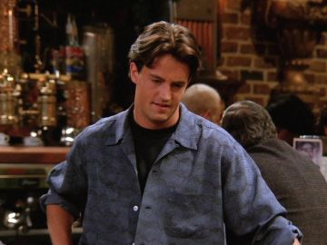 Matthew Perry en 'Friends'
