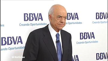 Francisco González abandona temporalmente sus cargos en BBVA