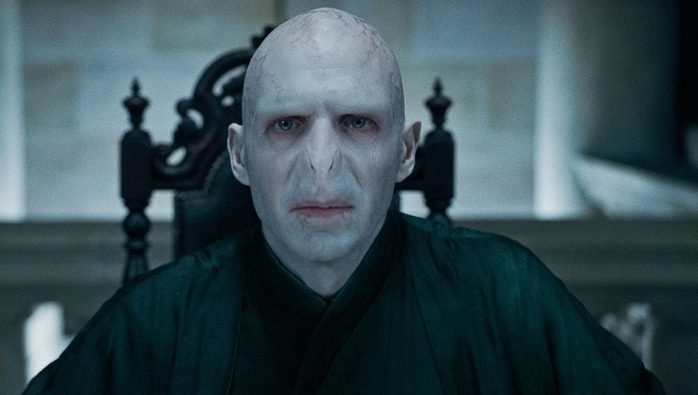 Lord Voldemort en 'Harry Potter'