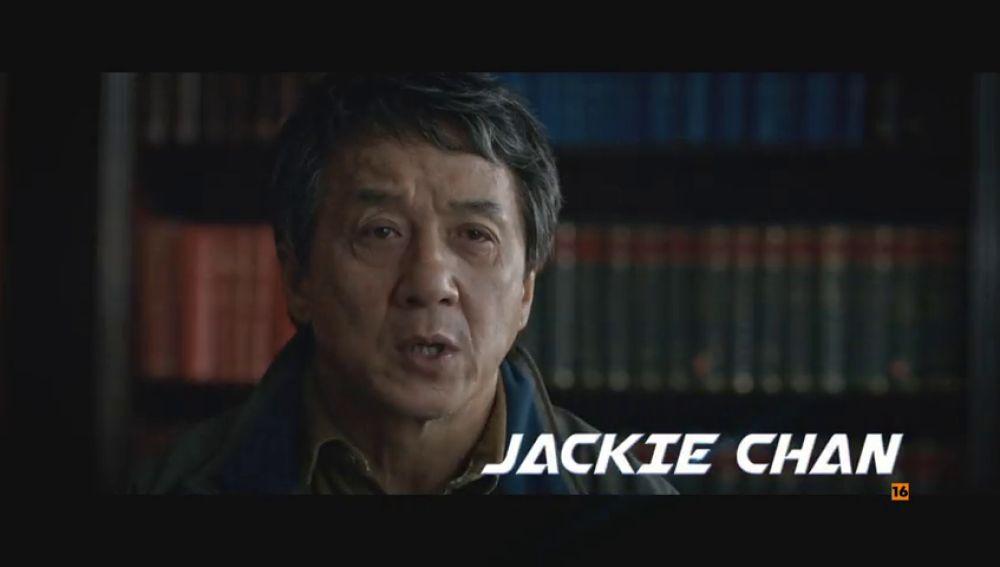 Antena 3 emite 'El Extranjero' con Jackie Chan