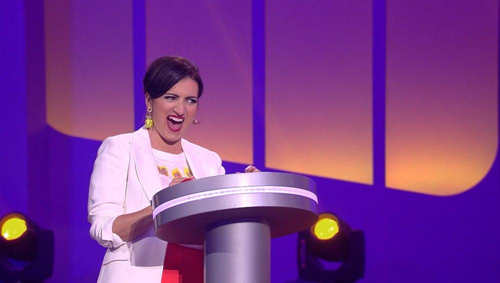 Vídeo: Pilar Rubio concursa en 'Juego de juegos'