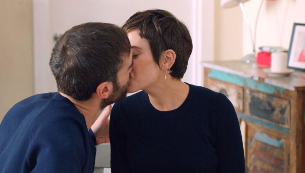 Carmen e Iñaki, una pareja enamorada