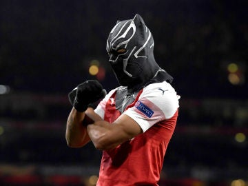 'Black Panther' Aubameyang