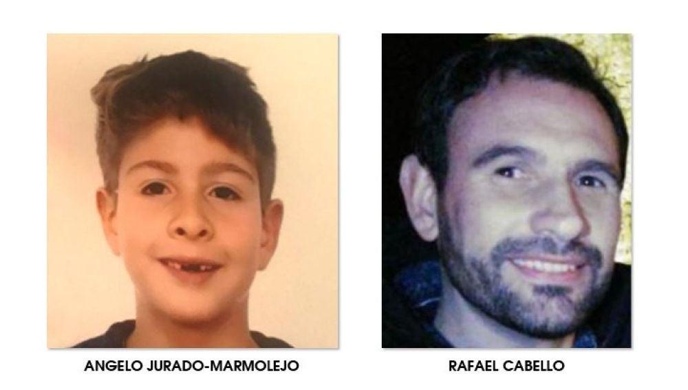 El niño y el padre desaparecidos