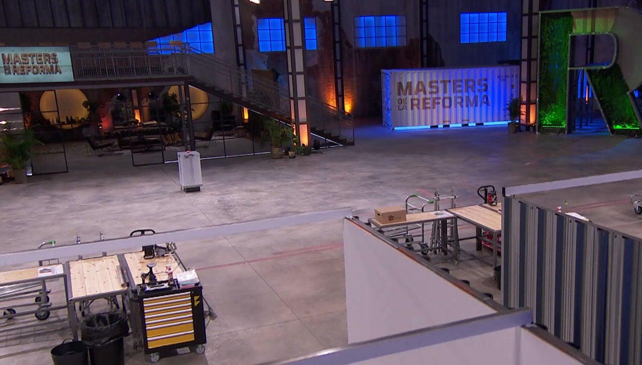 La mayor competición sobre el mundo de las reformas llega a Antena 3 con 'Masters de la reforma'