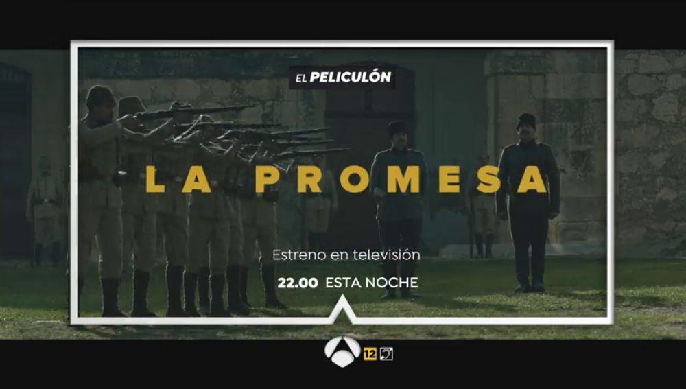 Antena 3 estrena 'La Promesa' con Christian Bale