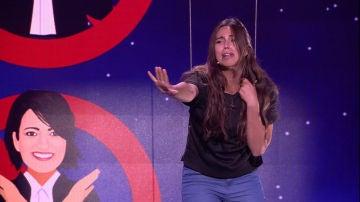 Vídeo: Silvia Abril deja 'out' de 'Juego de juegos' a Pilar Rubio