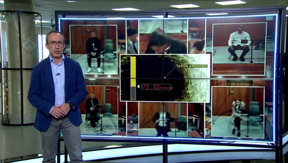 Así hemos vivido la semana del juicio por el 'caso Julen', según Alfonso Egea