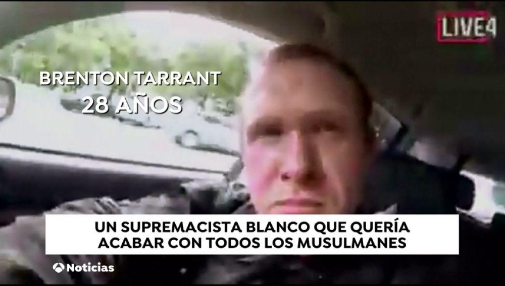 Josué Estébanez, el español que aparece en el arma del atentado de Nueva Zelanda