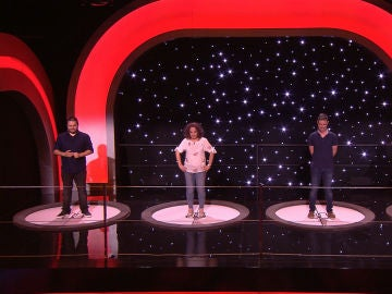 Vídeo: La geografía condena a Rosa y lleva a Rafa a la final de 'Juego de Juegos'