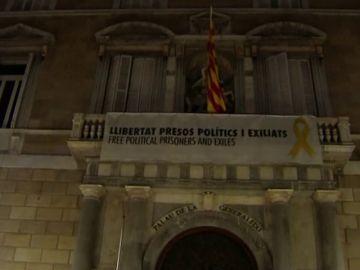 Torra dice que los lazos amarillos no pueden asociarse a un partido político