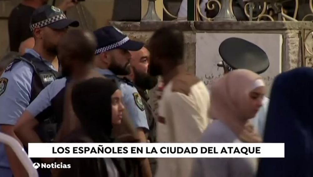 Así han vivido el atentado los españoles en Nueva Zelanda