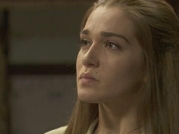 """Julieta, a Saúl: """"Yo también quiero irme de Puente Viejo"""""""