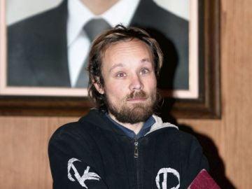 Imagen de archivo del periodistas Billy Six