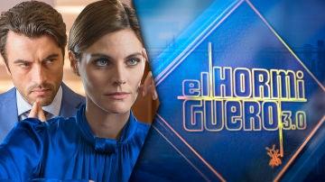 El lunes, Amaia Salamanca y Javier Rey presentan su nueva película en 'El Hormiguero 3.0'