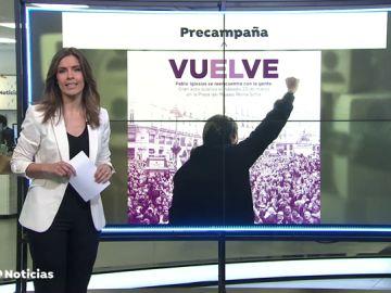 El errejonista Bustinduy renuncia a ser el cabeza de lista de Podemos a las europeas