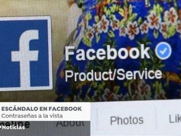 Facebook guardó durante años miles de millones de contraseñas de usuarios sin encriptar