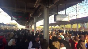 Una avería en la infraestructuras del Cercanías de Villaverde provoca el enfado de los pasajeros
