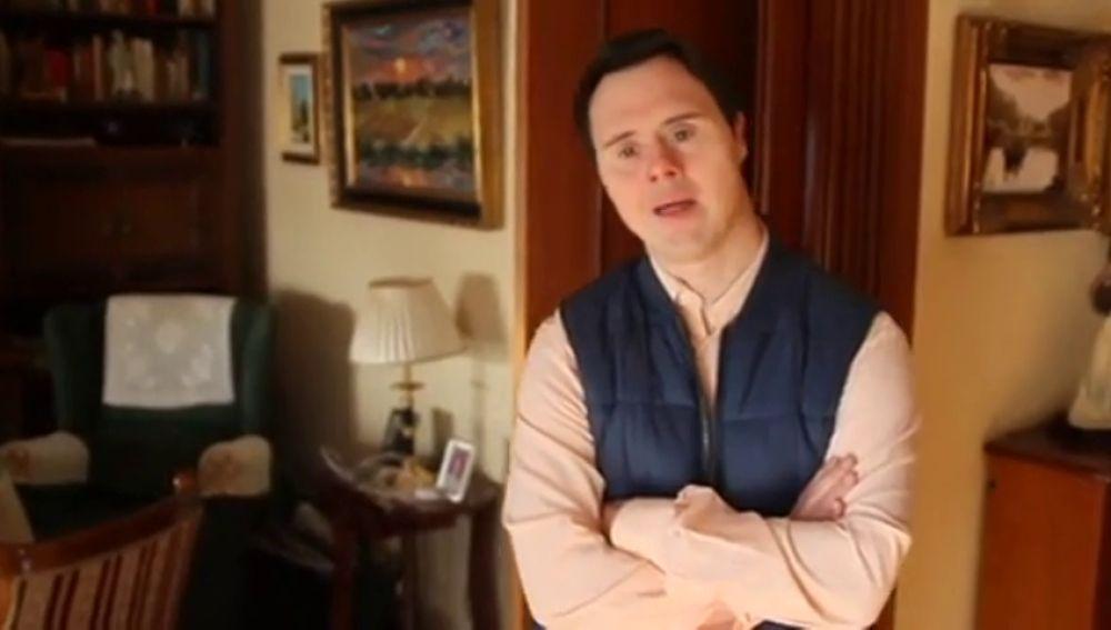 Las personas con Síndrome Down entran en política: un joven de Cáceres irá en las listas municipales