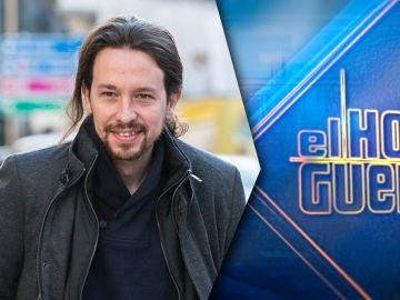 Pablo Iglesias, líder de Podemos, visita el martes 'El Hormiguero 3.0'