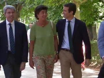 Apuros de precampaña: el no de San Gil, el referéndum de Marcos de Quinto y las bajas en Podemos y Vox