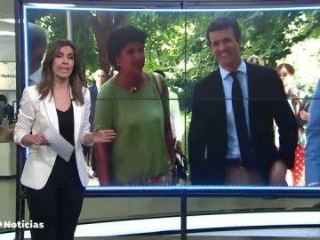 REEMPLAZO   María San Gil dice 'no' a Pablo Casado: Rechaza ser la numero 2 por Madrid y sumarse a la candidatura en las elecciones europeas