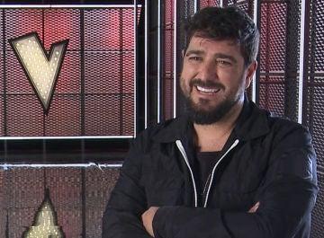 Antonio Orozco, coach de 'La Voz'