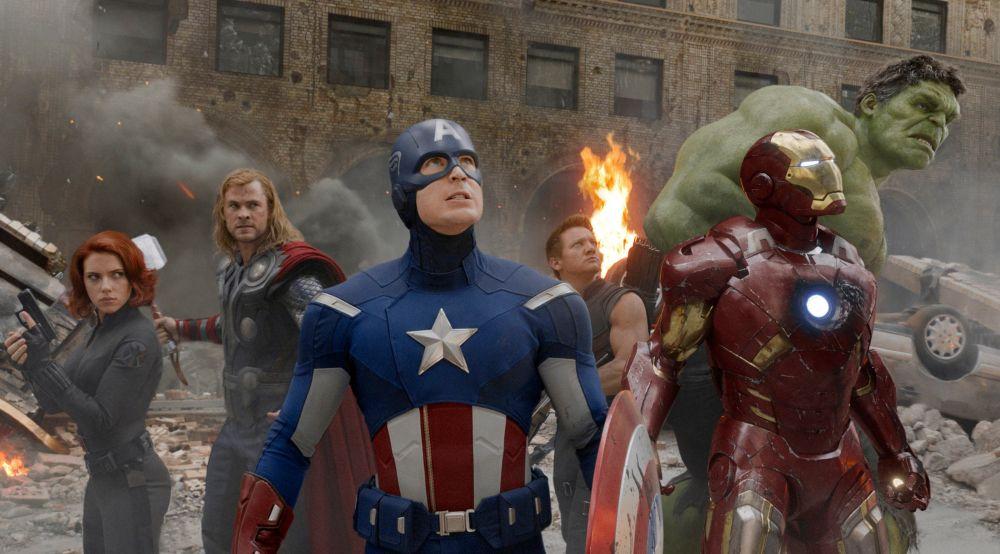 Los Vengadores Originales