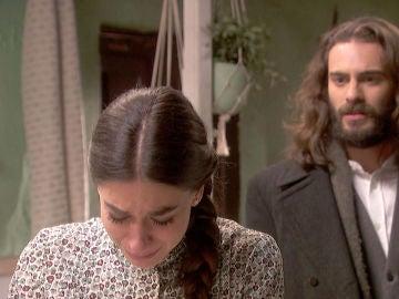 """Isaac, a Elsa: """"Quiero saber si ha tratado de hacerte daño, quiero saber la verdad"""""""