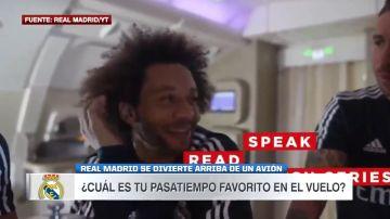 Marcelo y su afición a la lectura