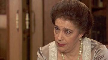 """La advertencia de Francisca ante la petición de Prudencio de irse de Puente Viejo: """"Aún dudas de lo que soy capaz"""""""