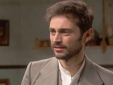 """Saúl le pide a Don Berengario cargar con las culpas: """"¿No quiere verse libre de sospechas?"""