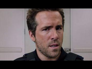 Antena 3 emite 'R.I.P.D. Departamento de policía mortal' con Ryan Reynolds