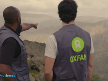 Miguel Angel Muñoz visita Somalilandia: allí viven 2 millones de personas desplazadas por la sequía