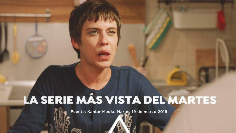 """Carmen, incrédula con la noticia de Iñaki: """"¿Qué has tenido un niño con Gotzone y te lo has traído a Sevilla?"""""""