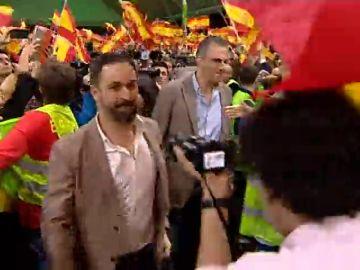 "Militantes de Vox critican la deriva ""franquista"" del partido"