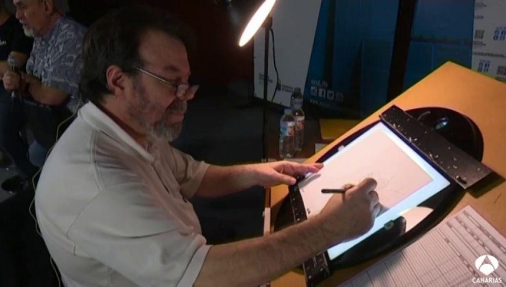 Canarias, de moda en el cine de animación