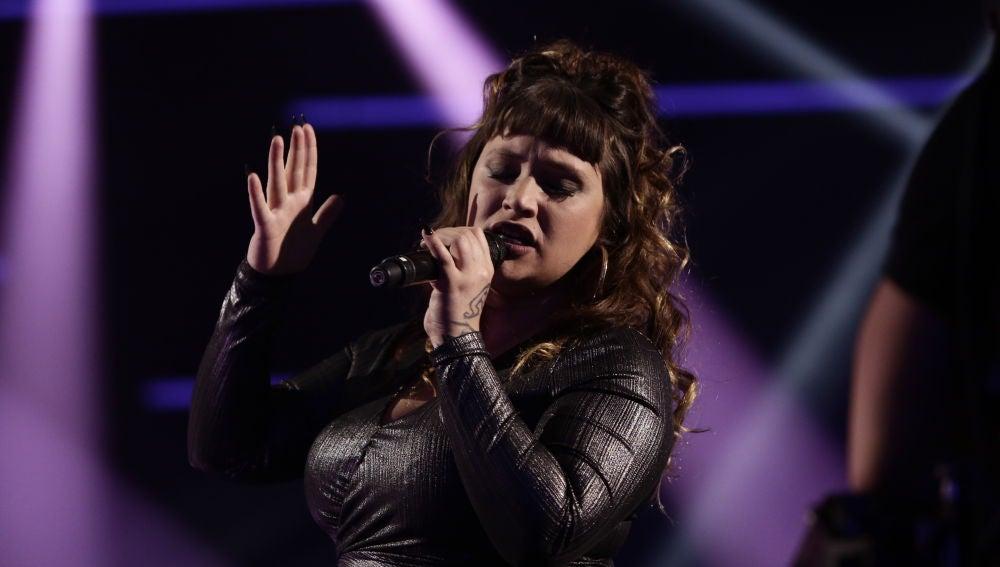 El espectacular 'Roxanne' de Lia Kali, el número rockero de Viki Lafuente y 007 Bonet, entre el TOP 5 de los Directos de 'La Voz'