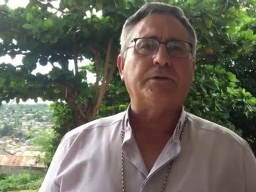 Un obispo español ayuda a los afectados por el ciclón de Mozambique