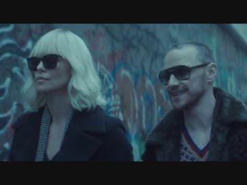 Antena 3 estrena 'Atómica' con Charlize Theron y James McAvoy