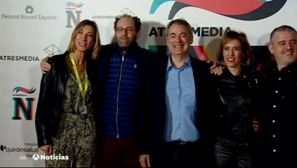 Atresmedia Cine celebra 20 años como patrocinador del Festival de Cine de Málaga