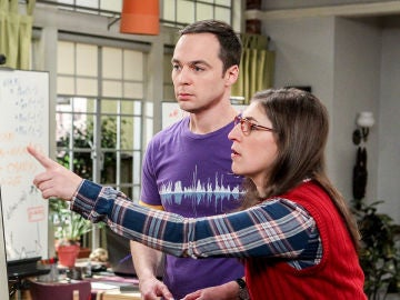 The big bang theory - Temporada 10 - Capítulo 19: La fluctuación de la colaboración