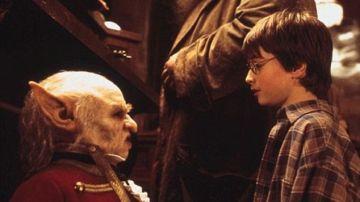 Nicholas Read en 'Harry Potter y la piedra filosofal'
