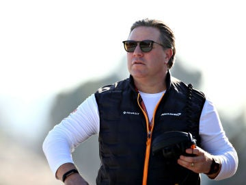 Zak Brown