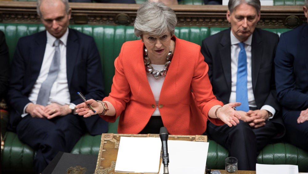Noticias fin de semana (24-03-19) Once ministros británicos pactan para forzar la salida de Theresa May del poder