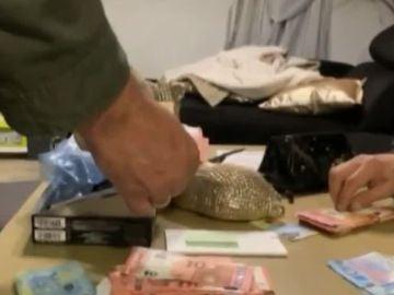 Operación antidroga en Andalucía
