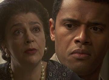 El chantaje más cruel y despiadado de Francisca a Roberto